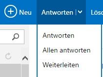 Bei SPAM + Mails mit Malware ist eine Antwort keine Option.