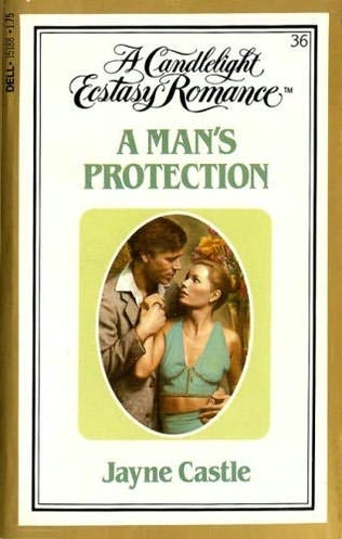 A Man's Protection by Jayne Castle