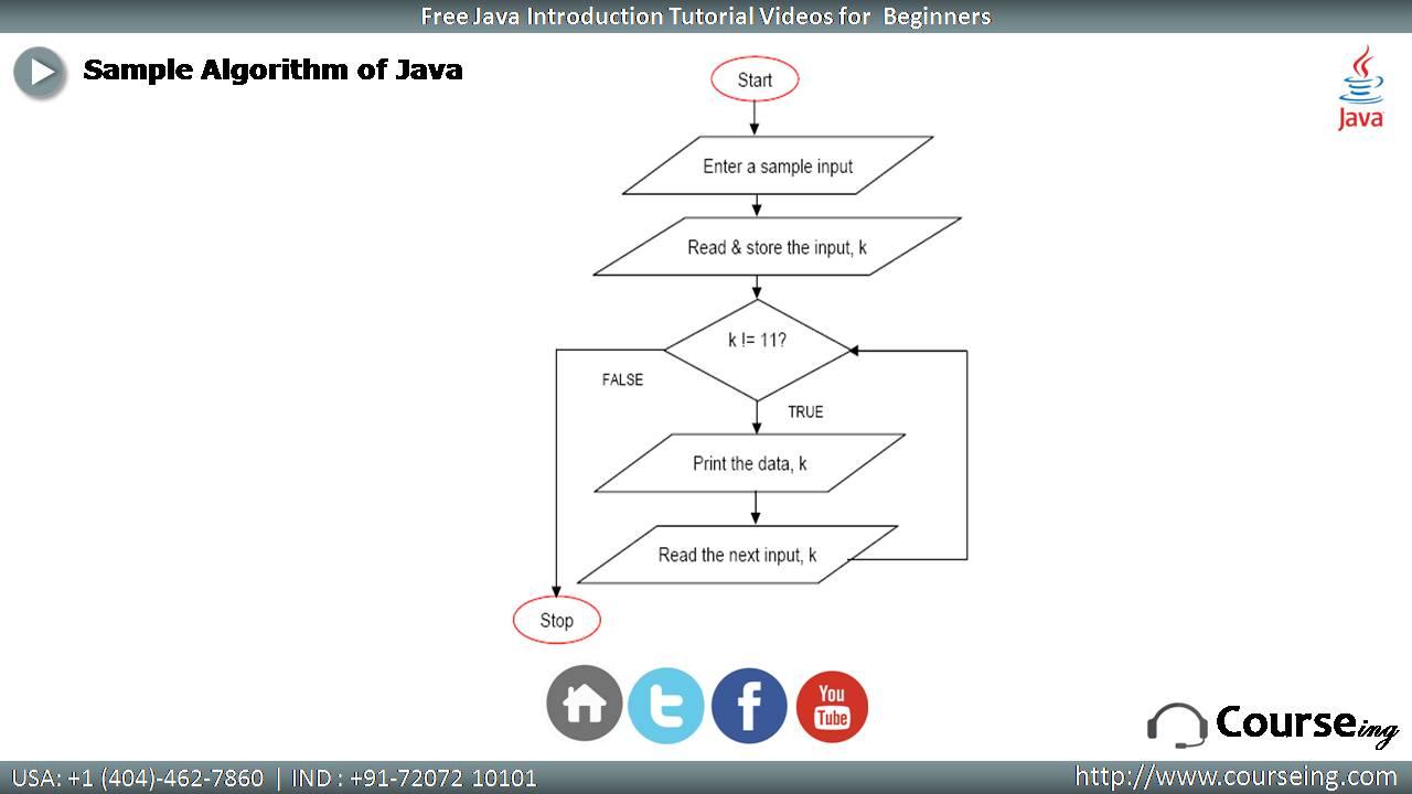 Free Sample Algorithm in Java