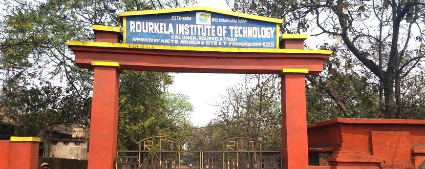ROURKELA INSTITUTE OF TECHNOLOGY,KALUNGA Image