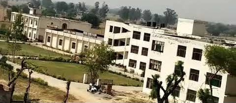 Defence Degree College