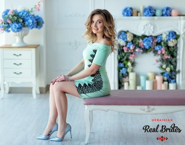 Photo gallery №8 Ukrainian bride Mariyana