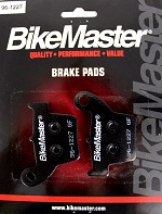 Rear Brake Pads BikeMaster 96-1227 Honda CRF450X 2005 2006 2007 2008 2009