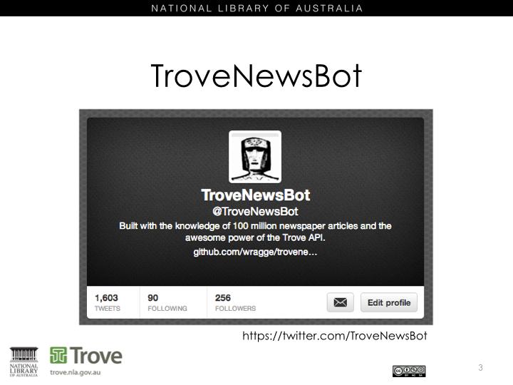 TroveNewsBot