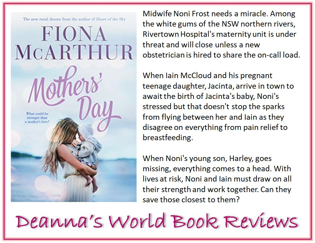 Mother's Day by Fiona McArthur blurb