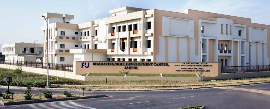 Bhartiya Skill Development University, Jaipur