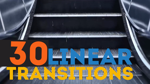 165 Transitions & 28 Titles Pack Motion Graphics | MOGRT - 7