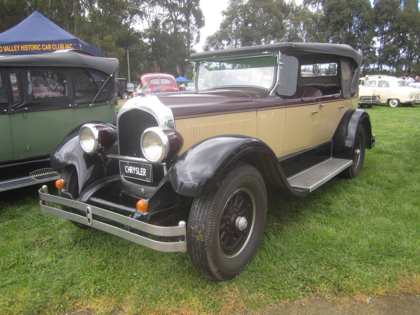 Take to the Road Feature Classic Cars Of The Great Gatsby