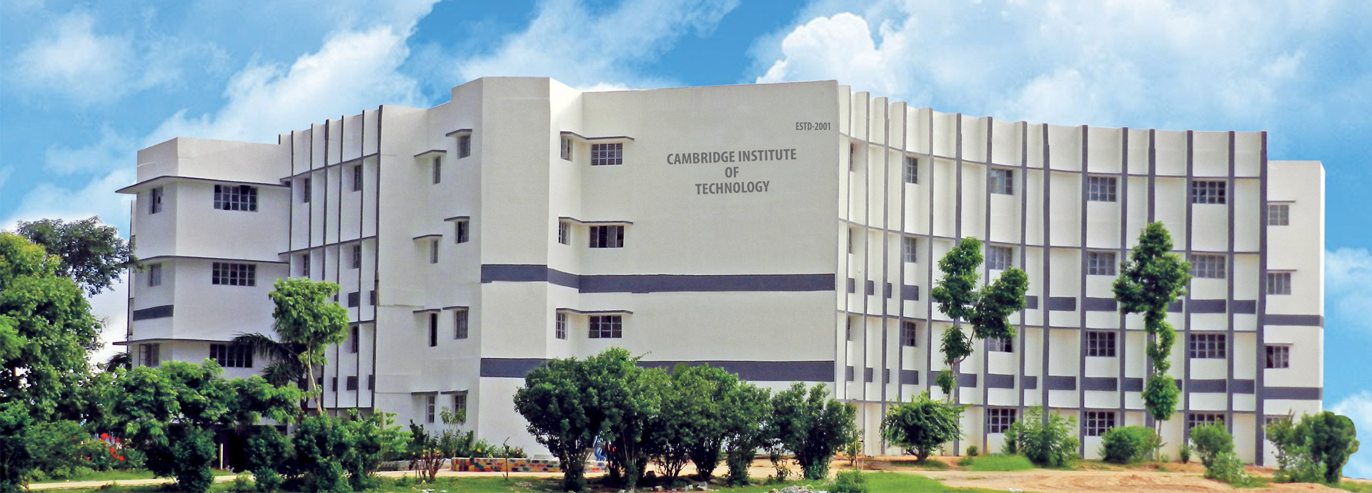 Cambridge Institute of Technology, Ranchi