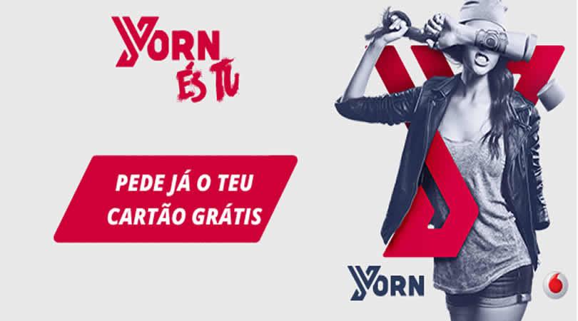 Amostras Yorn - Cartões Sim Grátis - [Recebido] - [TEM VIDEO] Fss