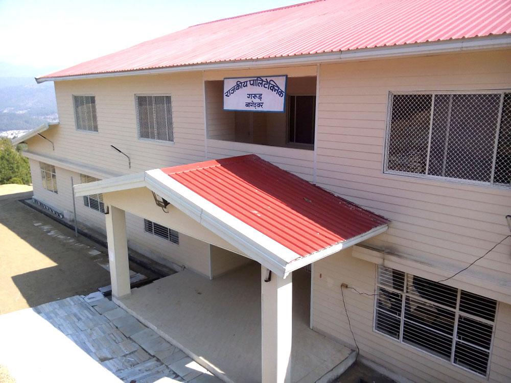 Government Polytechnic Garur, Bageshwar