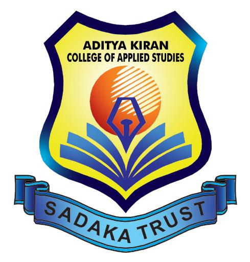 Adityakiran College Of Applied Studies, Kuttur