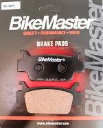 Rear Brake Pads Bikemaster Honda TRX700XX 2008 2009
