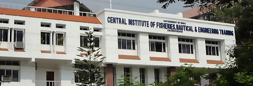 Central Institute Of Fisheries Nautical and Engineering TrainingInstitute, Kochi
