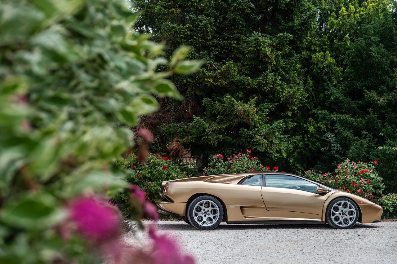 Lamborghini celebrates 30th anniversary of the iconic Diablo