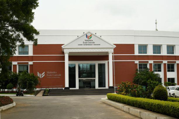 Mahindra University Image