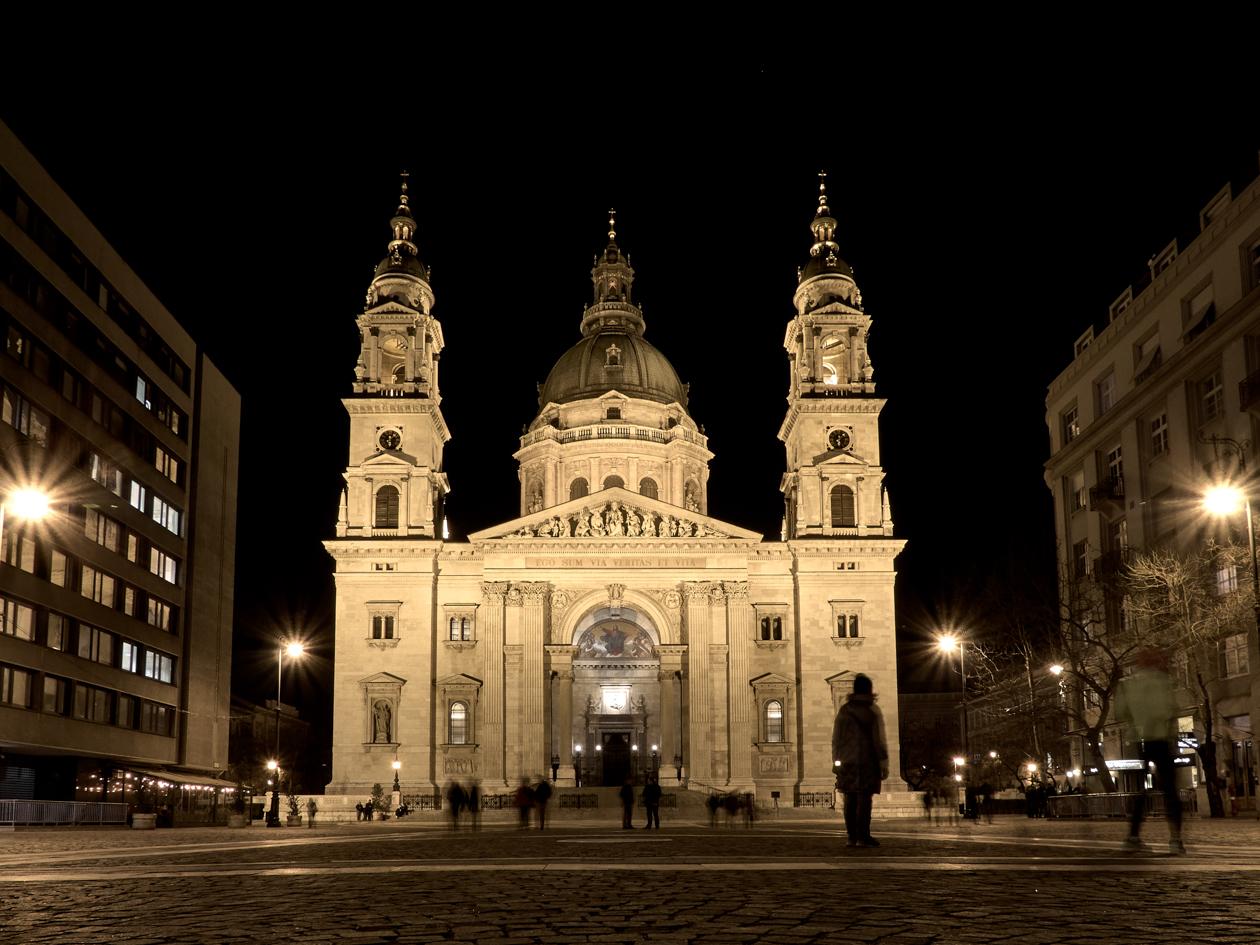 Catedral de San Esteban Budapest