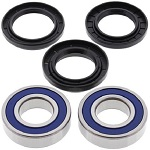 Rear Wheel Bearings and Seals Kit Yamaha Rhino YXR660 2005-2007