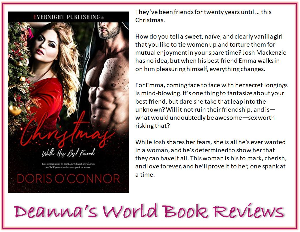 Christmas With His Best Friend by Doris O'Connor blurb