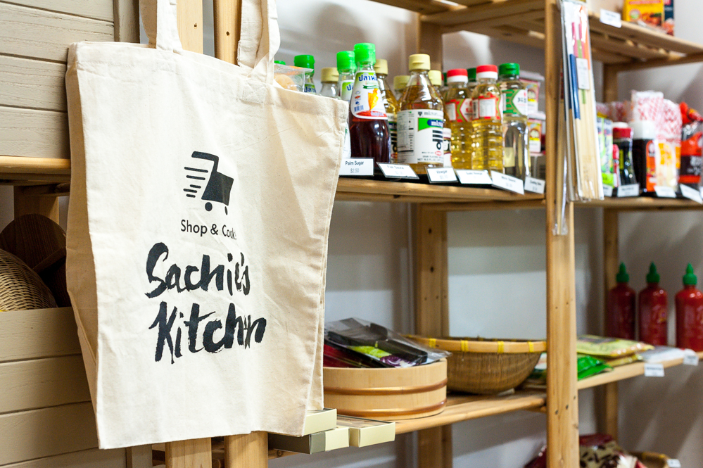 Sachie's Kitchen #brunchclub Contiki
