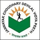 Jan Nayak Ch. Devi Lal Dental College, Sirsa