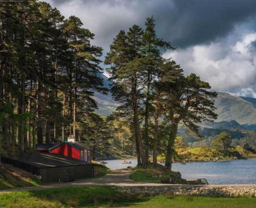 Лох-Аффрик (Loch Affric)