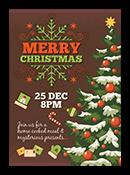 Christmas Party Invitation - 19