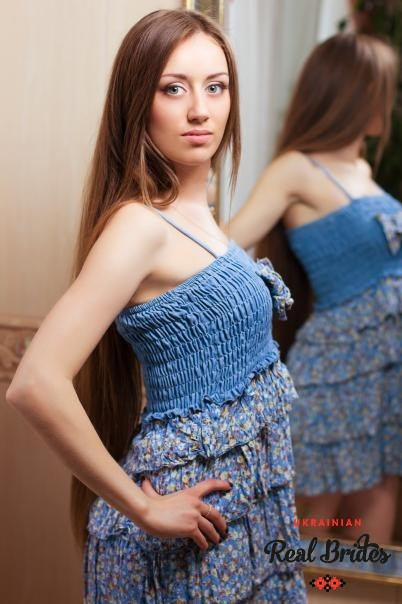 Photo gallery №8 Ukrainian bride Violetta
