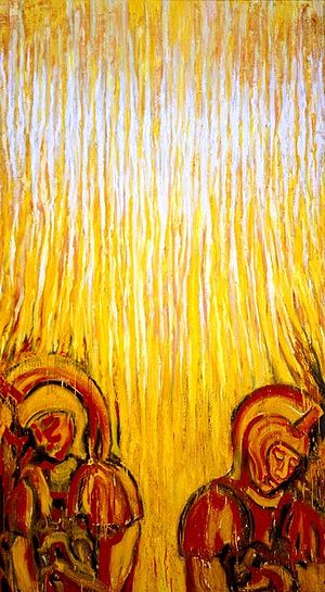 Title: The Angel of the Lord (St John Passion ...