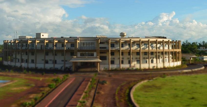 HNLU (Hidayatullah National Law University)