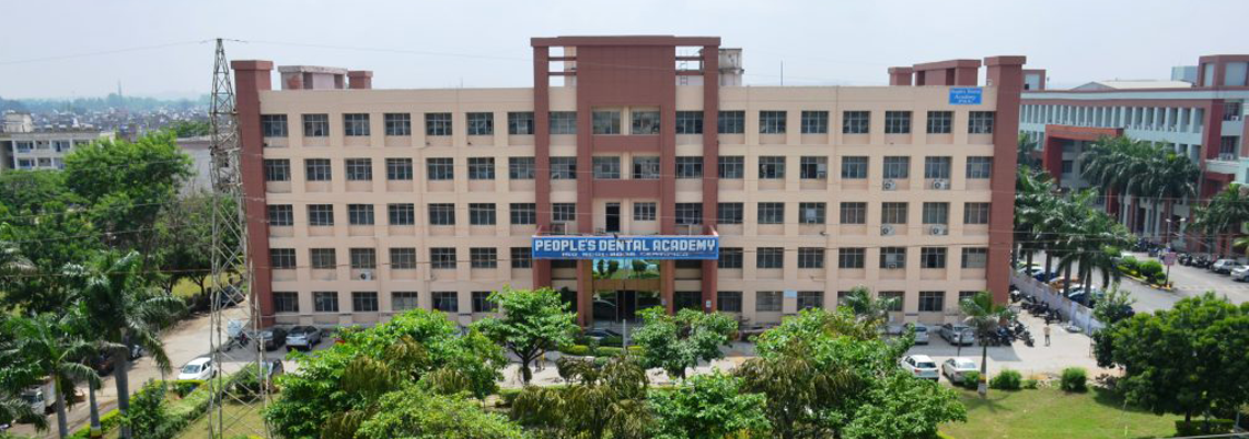 People's dental academy , Bhanpura