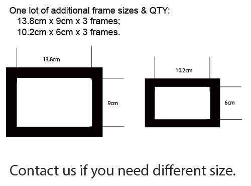 family tree and photo frames