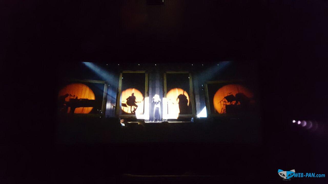 Снимаем в зале, сам концерт. Фото 1