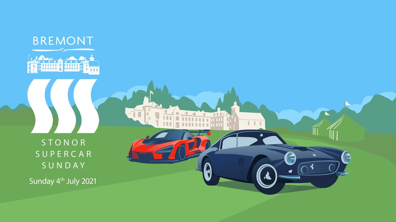 Countdown to Stonor Supercar Sunday