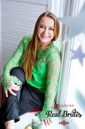 Profile photo Ukrainian lady Alisa