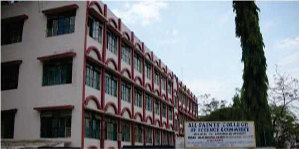 ALL SAINT'S COLLEGE OF SCIENCE AND COMMERCE, Bhopal