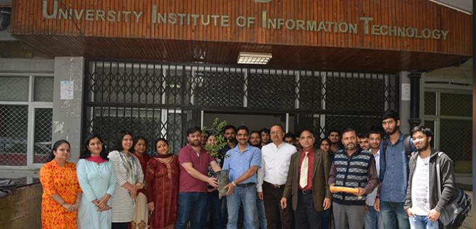 University Institute of Information Technology, Shimla Image