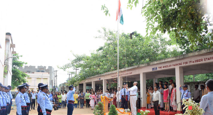 IISER (Indian Institute of Science Education and Research), Berhampur