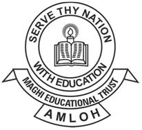 Maghi Memorial College for Women, Amloh