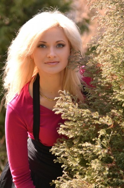 Profile photo Ukrainian lady Luybov