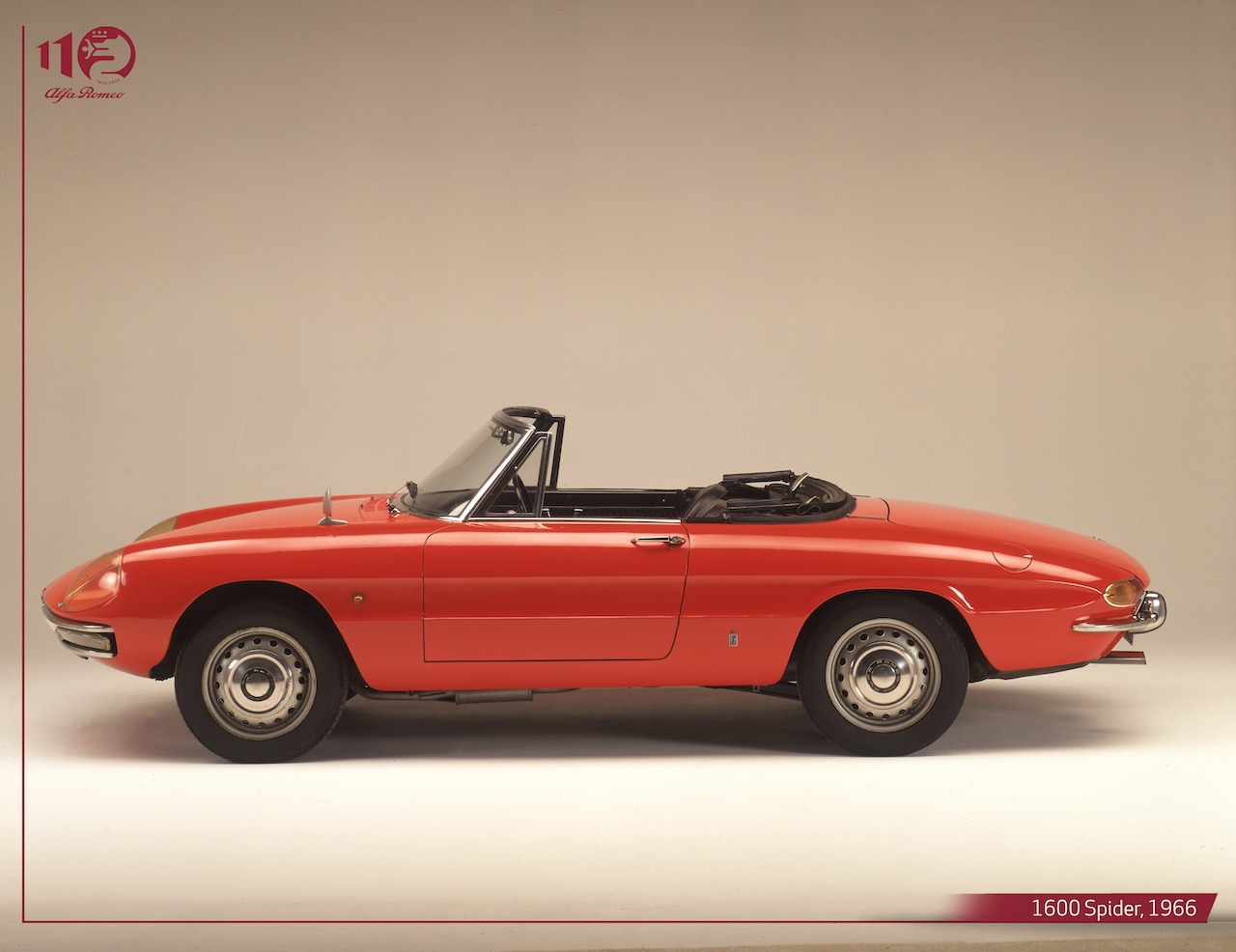 The Alfa Romeo Duetto Spider that conquered Hollywood