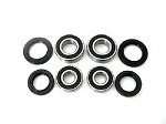 Both Front Wheel Bearings and Seals Kit Trail Boss 330 2005-2009