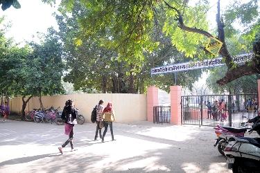 RAMESHWARI DEVI GOVERNMENT GIRLS COLLEGE, BHARATPUR Image