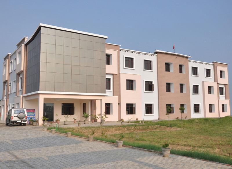 Singha Nursing College, Jalandhar Image