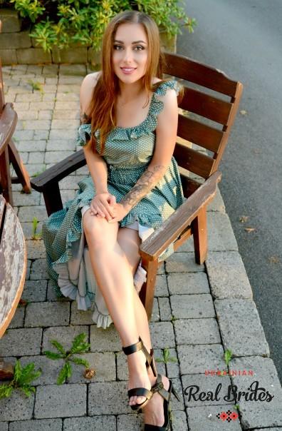 Photo gallery №4 Ukrainian girl Margarita
