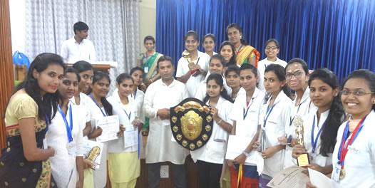 K. K. Wagh College of Nursing, Nashik Image