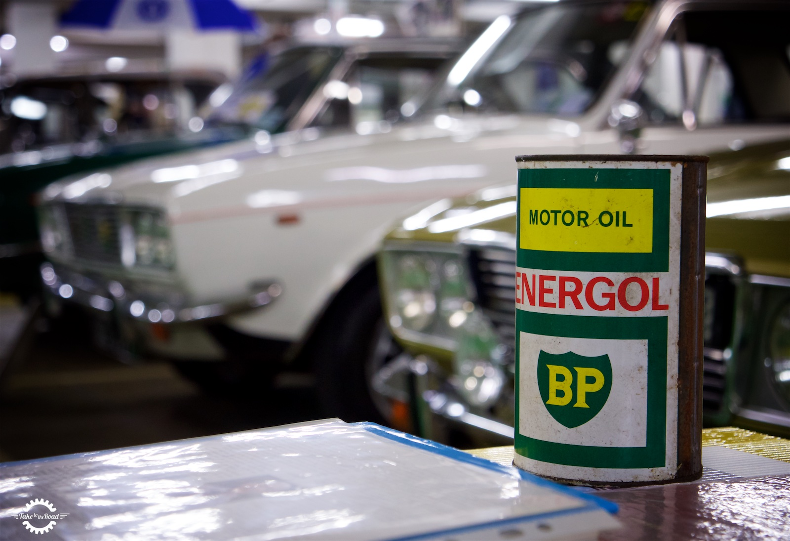 Take to the Road Preparing your Classic Car for Winter
