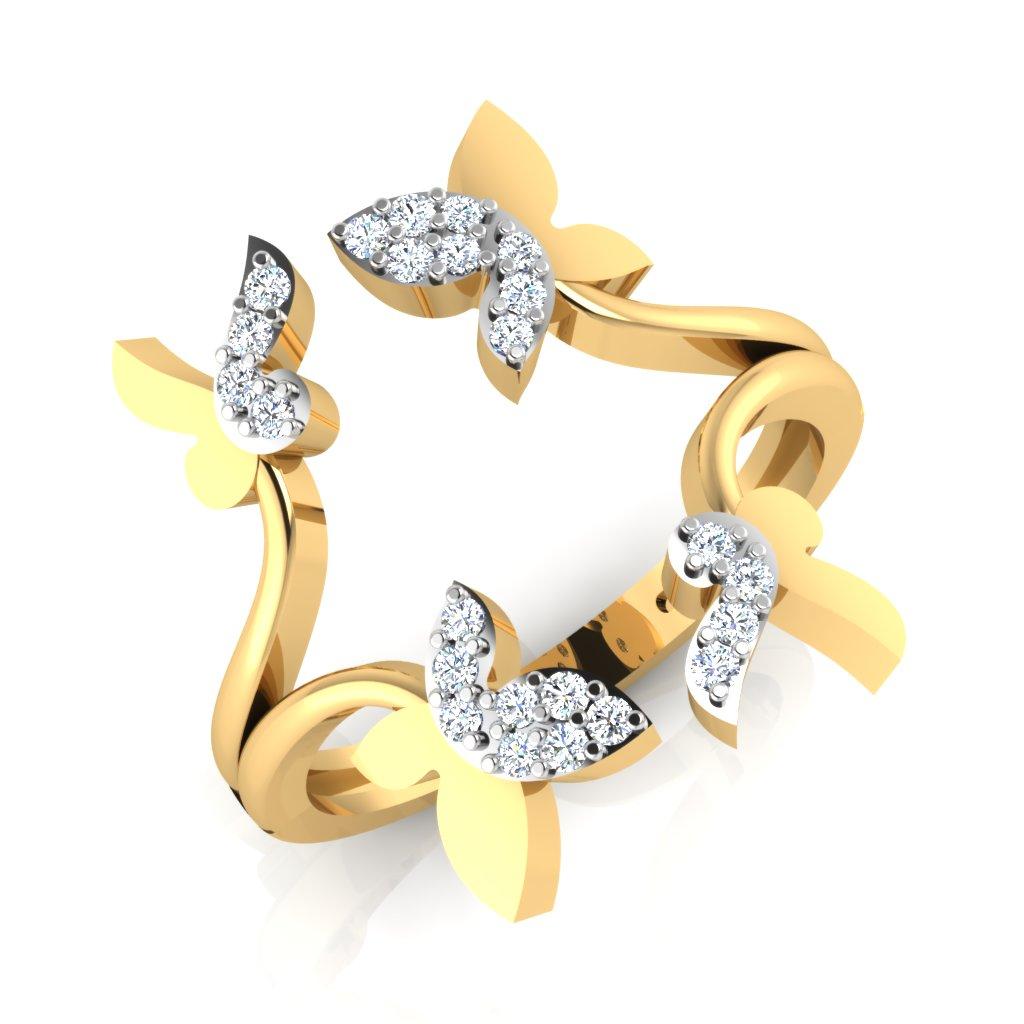 The Hima Diamond Ring