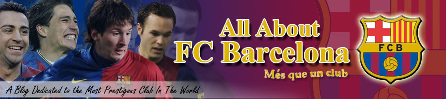 All about F C Barcelona