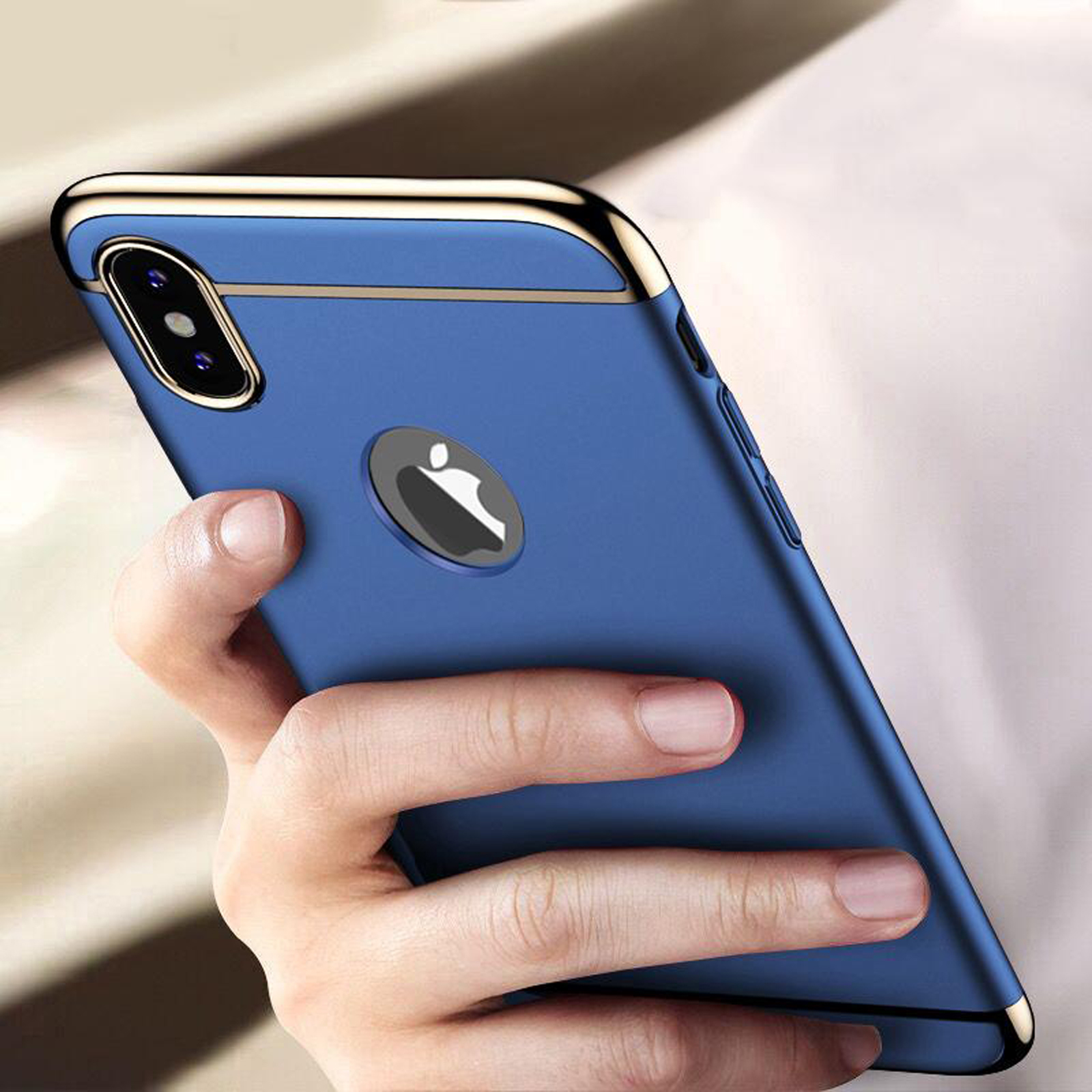 Luxury-Matte-Case-Tempered-Glass-Cover-For-Apple-iPhone-X-XS-XR-Max-10-8-7-6s-6 thumbnail 71